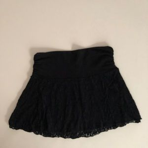 Stretch lace dance skirt👯♀️